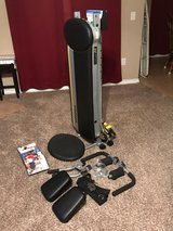 Total gym fit, 3yrs old hardly used, $1300 new in Lawton, Oklahoma