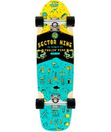 "Sector 9 Shindig 30"" Cruiser Complete Skateboard in San Clemente, California"