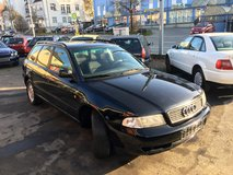 Audi A4 station wagon- just passed inspection in Hohenfels, Germany