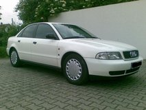 Audi A4 sedan automatic- just passed inspection in Hohenfels, Germany