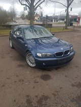 BMW 320 diesel AUTOMATIC NEW INSPECTION in Ramstein, Germany