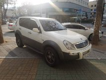 2002 SSANGYOMG REXTON -AUTO-GOOD RUNNING COND. in Osan AB, South Korea
