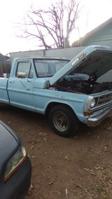 1972 Ford F-250 pickup in Lawton, Oklahoma