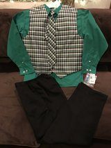 NWT Boys Size10 Dressy 3-piece Set in Okinawa, Japan
