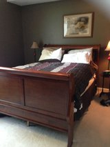 Queen Sleigh Bed in Perry, Georgia