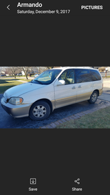2003 Kia Sedona in Naperville, Illinois
