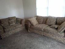 Couch set in Hinesville, Georgia