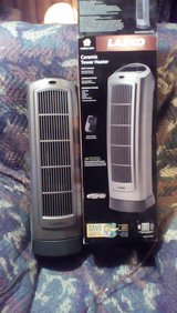 Lasko 5538 Ceramic Tower Heater with Remote Control in Fort Campbell, Kentucky