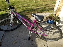 women's bike in Aurora, Illinois