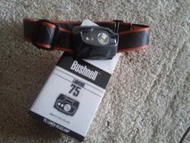 Bushnell Lumens 75 Headlamp (NEW) in Glendale Heights, Illinois