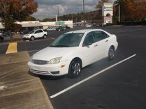 2005  ford   focus 5  speed in Fort Benning, Georgia