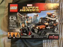 New LEGO Super Heroes Crossbones Hazard Heist Set 76050 in 29 Palms, California