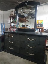 Dresser and night stands in Fort Campbell, Kentucky