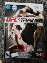 Wii UFC PERSONAL TRAINER in Cherry Point, North Carolina
