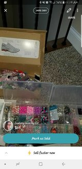 jewlery making kit and misc.  extras in Fort Campbell, Kentucky