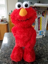 Tickle Me Elmo in Cherry Point, North Carolina