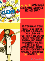 ?? Sparkles Cleaning Service?? in Warner Robins, Georgia