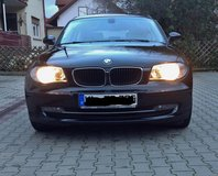 2010 BMW 118D (Coupe) manual in Ramstein, Germany