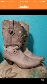 Durango boots size 9.5 M in Conroe, Texas