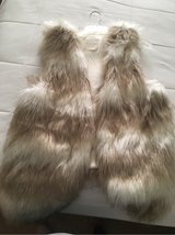 furry vest in Conroe, Texas