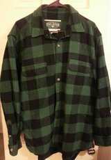 FIELD AND STREAM, men's XL, flannel long sleeved shirt in Cherry Point, North Carolina