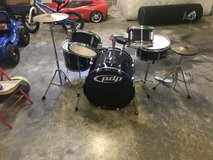 PDP junior drum set in Fort Leonard Wood, Missouri