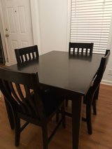 solid wood table and chairs in Fort Campbell, Kentucky