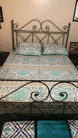 Ashley iron bed in Clarksville, Tennessee