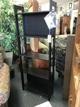 Small Black bookcase in Naperville, Illinois