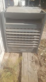 Heater for shop in Alamogordo, New Mexico