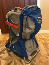 Osprey Poco AG Premium Child Carrier (backpack) in Alamogordo, New Mexico