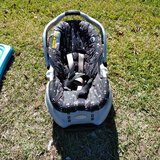 Car seat in Cleveland, Texas