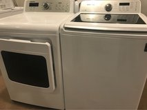 Samsung washer and dryer electric in Kingwood, Texas