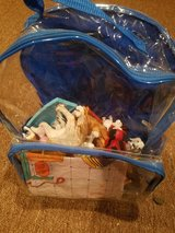 Bag of dogs in Plainfield, Illinois
