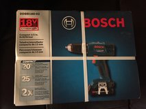 BOSCH 18V Lithium-Ion Compact 1/2 in. Drill/Driver in Alamogordo, New Mexico