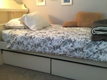 Child's twin bed with two storage drawers in Tinley Park, Illinois