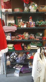 Assorted Christmas items. 50 percent off all Xmas items today only. in Yucca Valley, California