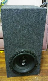 speaker and amp in Fort Bliss, Texas