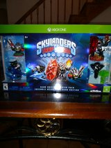 Skylanders Dark edition Xbox one in Fort Drum, New York
