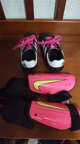 Girls Soccer Cleats & Shin Guards in Alamogordo, New Mexico