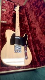 '52 Telecaster Re-issue REDUCED! in Camp Lejeune, North Carolina