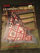 Learning to Quilt A Beginner's Guide in Naperville, Illinois