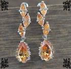 New - Morganite Earrings in Alamogordo, New Mexico