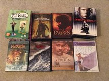 Christmas gifts (DVDs) in Cherry Point, North Carolina