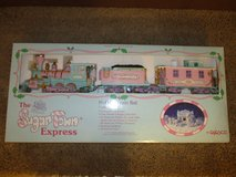 Sugar Town Express Holiday Train Set - Precious Moments in Morris, Illinois