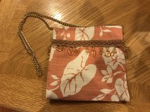 Reduced: Orange Handmade Purse in Chicago, Illinois