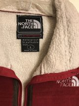 North Face vest in Fort Campbell, Kentucky