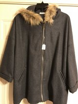 Zippered coat in Fort Campbell, Kentucky