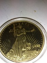 20 dollar gold pecie remake in Hopkinsville, Kentucky