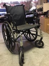 Wheel chair in Fairfield, California